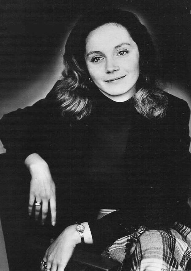 Ностальгически фотографии любимых советских актрис.