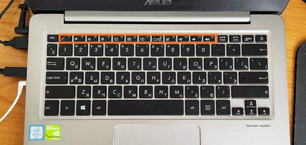 Для чего на клавиатуре Windows нужен ряд клавиш F1 - F12