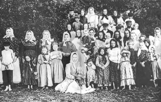 Русские крестьяне были рекордсменами по плодовитости двойня, многодетность, многоплодная беременность, плодовитость, рекорды, тройня
