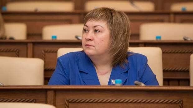 Депутат предложила бомбить горящую тайгу в Сибири