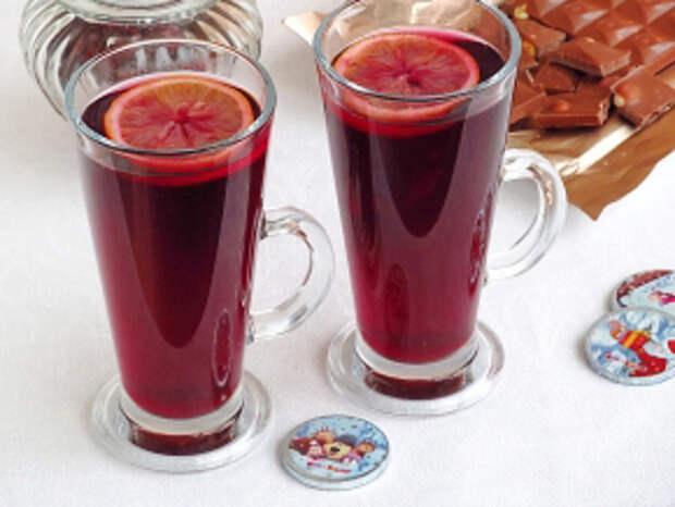 Спиртные напитки. Глинтвейн домашний «Шахерезада»