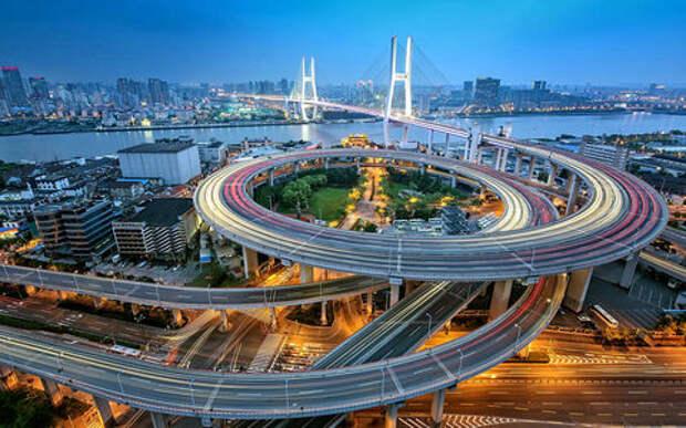 Самые сложные дорожные развязки и опасные перекрестки
