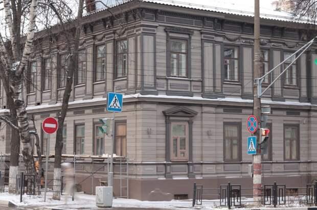 Исторический балкон дома, где жил Максим Горький ибывал Федор Шаляпин, восстановят в Нижнем Новгороде