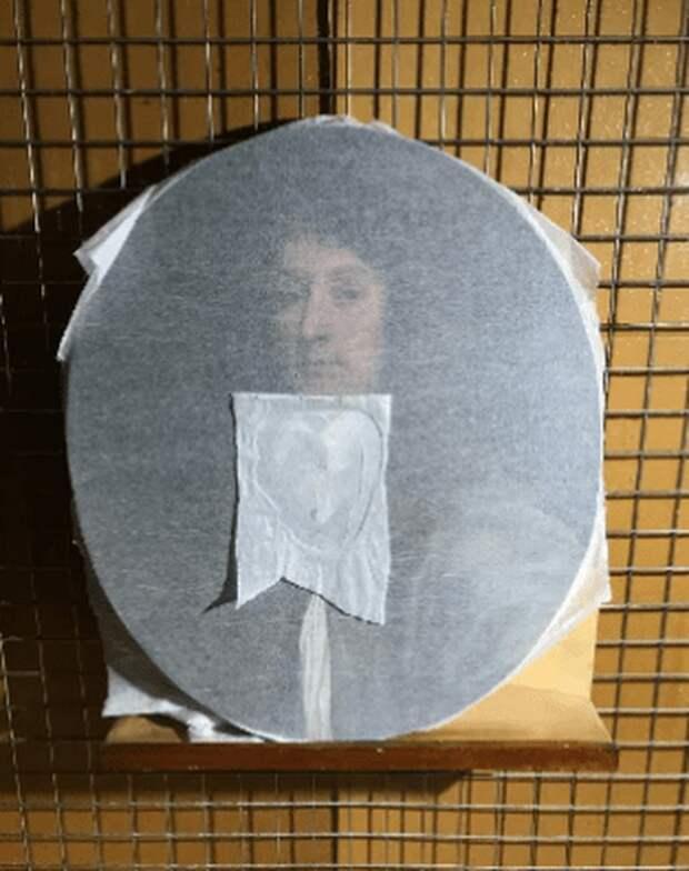 В Британии кот искусствоведа испортил картину XVII века