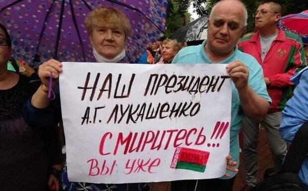 Не выгорело с «цветной революцией» — надо наказать Россию