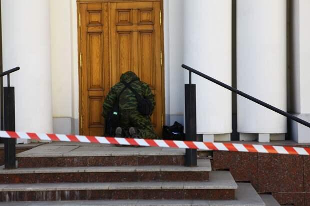 Контртеррористическое учение прошло в Ижевске