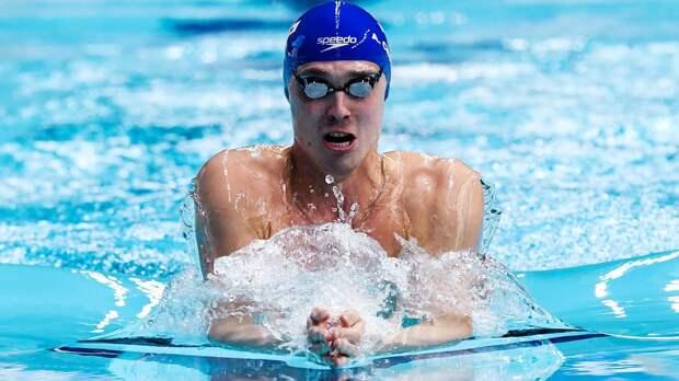 Чупков стал чемпионом Европы на дистанции 200 м брассом
