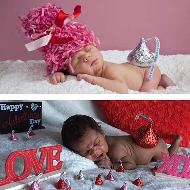 День святого Валентина: ожидание и... дети, фото, юмор