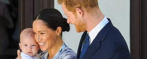 Меган Маркл и принц Гарри показали подросшего сына и напугали поклонников