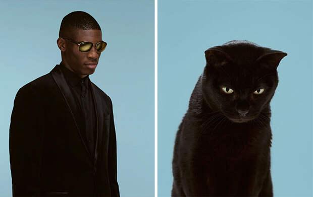 Фотограф делает снимки людей икотов, которые выглядят как двойники | Канобу - Изображение 11