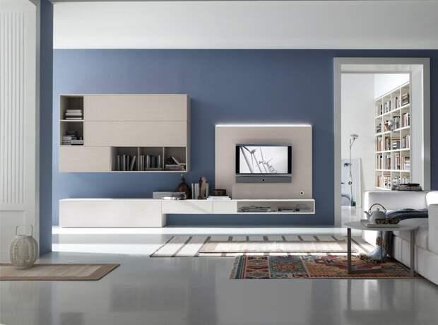 Интерьер гостиной в частном доме: как создать современную и уютную обстановку (27 фото)