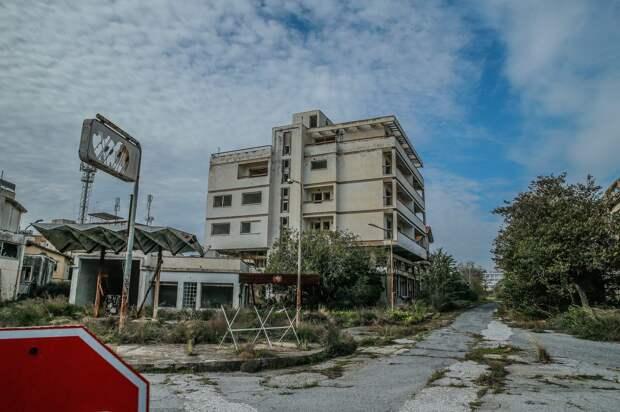 Магия запустения: заброшенный курорт на Кипре