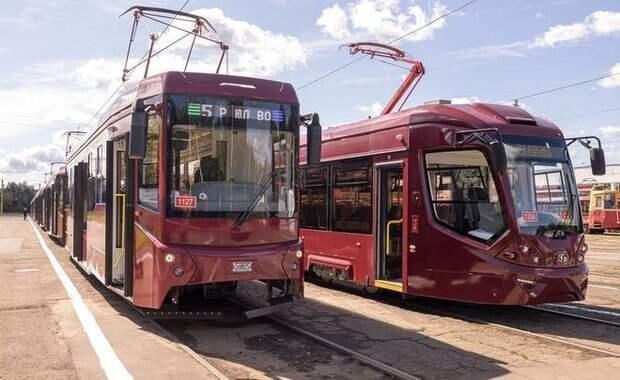 Следком возбудил уголовное дело после столкновения двух трамваев в Казани
