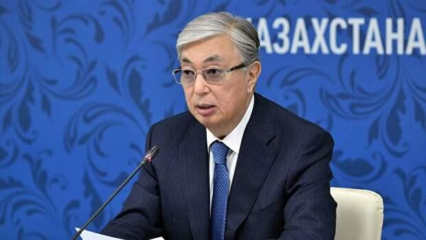 Глава Казахстана предложил ввести прогрессивную шкалу подоходного налога