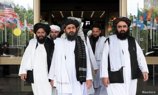 «Талибан»: Говорить опрекращении огня вАфганистане пока рано