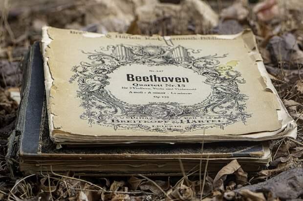 Нейросеть реконструировала неоконченную Бетховеном симфонию
