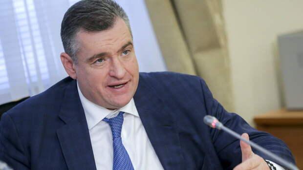 """Слуцкий назвал """"потрясающей"""" реакцию Европы по Медведчуку"""