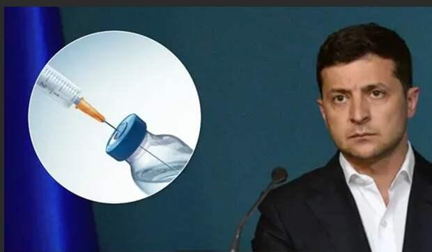 Украинцы стали «подопытными кроликами» для сомнительной вакцинации