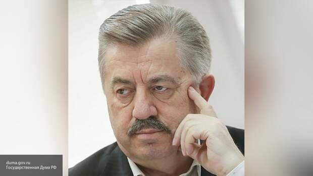 В Госдуме рассказали о русофобской политике на Украине