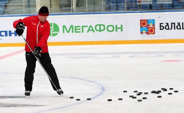 Антон Курьянов вошел в тренерский штаб «Авангарда»