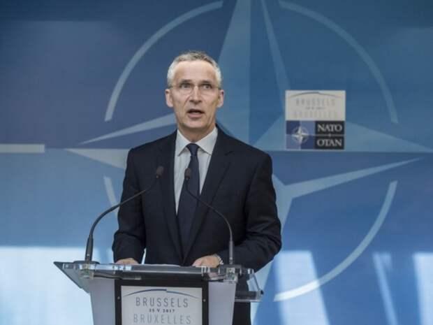 В топ главных тем саммита НАТО включили Россию и ее «агрессивное поведение»