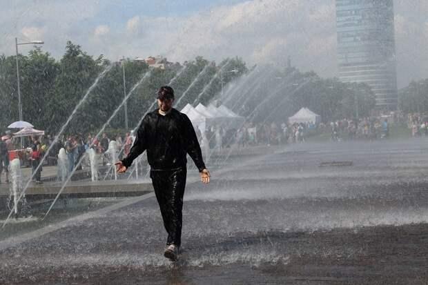 Гидрометцентр опроверг влияние глобального потепления на аномальную жару в Петербурге