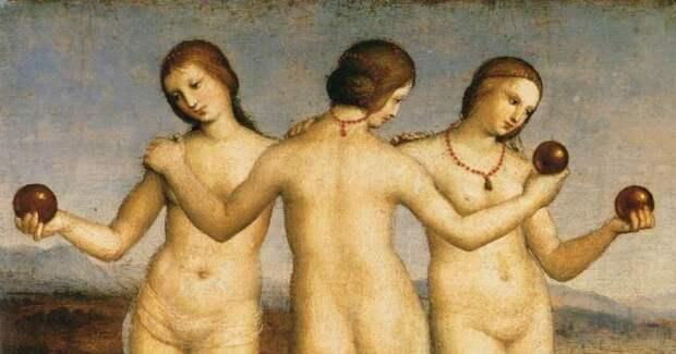 Отношение к женской наготе в обществе: взгляд сквозь века