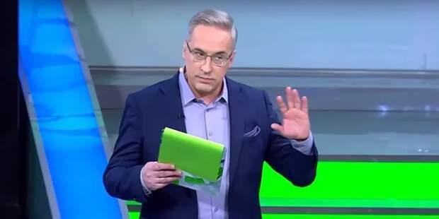 Норкин пресек вранье депутата в прямом эфире