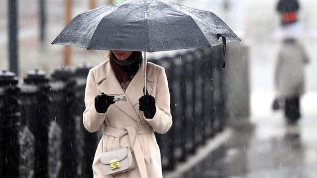 Гидрометцентр рассказал о ветренной погоде 9 мая