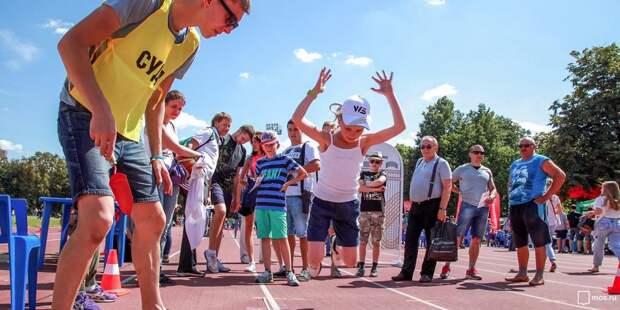 Вместо пляжного волейбола в Левобережном пройдет спортивный праздник