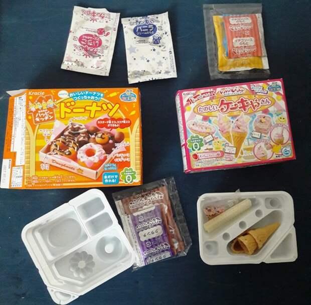 Японские сладости - игрушки