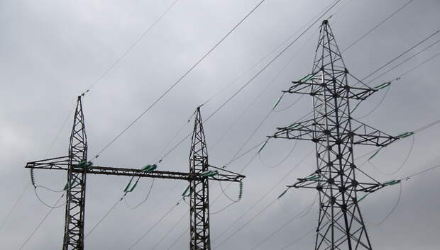 В Подольске отремонтировали около 29 км воздушных линий электропередач