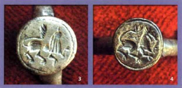 средневековый русский перстень