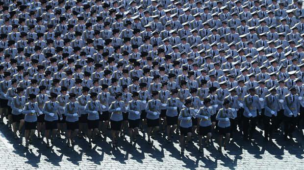 МВД обогнало армию по числу пенсионеров. Полицейских на пенсии больше, чем действующих сотрудников