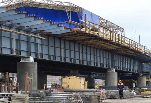 Появился первый вариант названия для Керченского моста