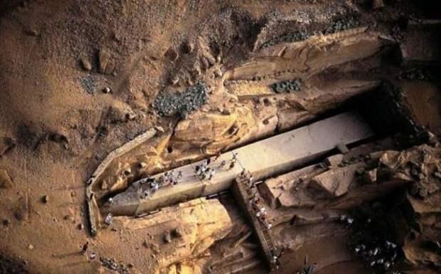 Мифы и реальные факты Великой Пирамиды Хеопса