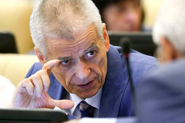 Онищенко предложил ввести компенсацию заболевшим после вакцинации