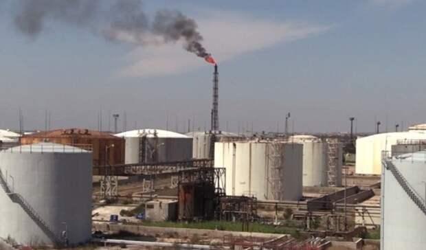 Нефтеперерабатывающие мощности начали восстанавливать вСирии