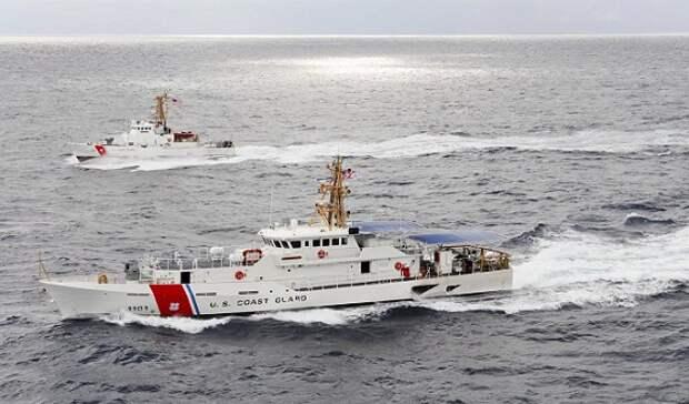 Украинские моряки прибыли вСША осваивать списанные патрульные катера
