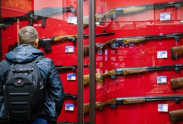 Золотов поддержал идею повышения возраста для покупки оружия