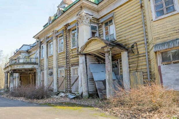 Реставрацию усадьбы на Дмитровском шоссе начнут в июле