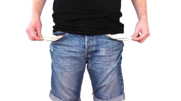 Кредитная история: долги россиян достигли максимума из-за низкого уровня доходов