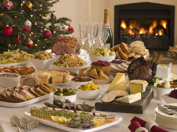 Новогоднее меню 2020: что приготовить на праздничный стол в год Белой Крысы