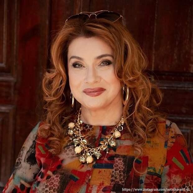 Вера Сотникова рассказала о романе с юным артистом