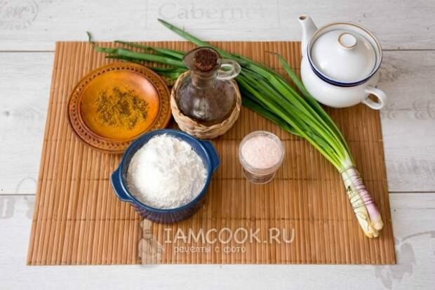 Ингредиенты для Цун Юбин