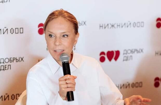 Алёна Долецкая: Что такое благотворительность?