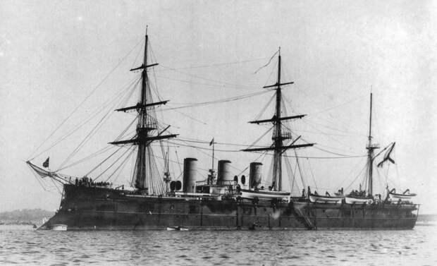 Императорский фрегат./Фото: upload.wikimedia.org
