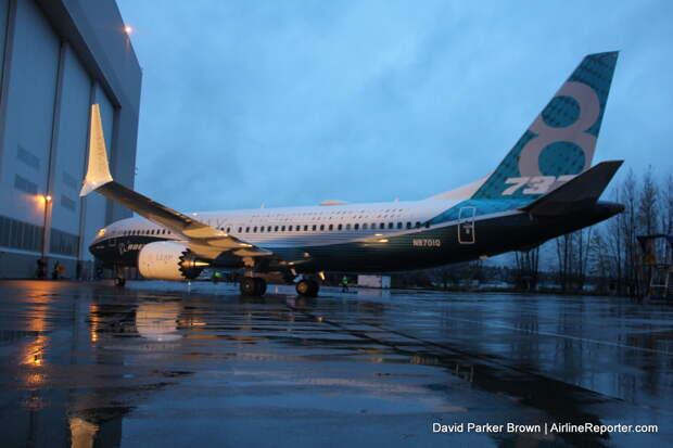 Авиакомпании США проведут полеты Boeing 737 MAX, чтобы доказать их безопасность