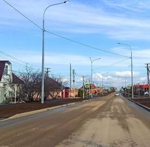 В посёлке Гвардейское под Симферополем запустили новый автобусный маршрут