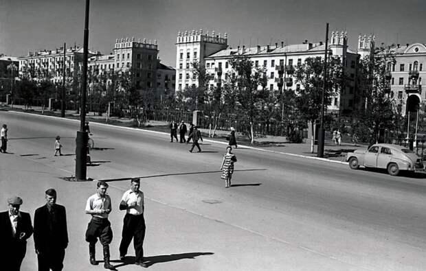 Феномен соцгорода: как появился «образец советского быта», и почему после войны их перестали строить